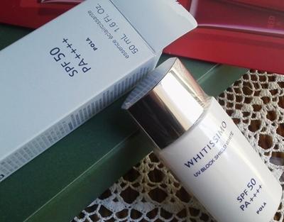 紫外線UV-AとUV-Bから肌を守るための美容液